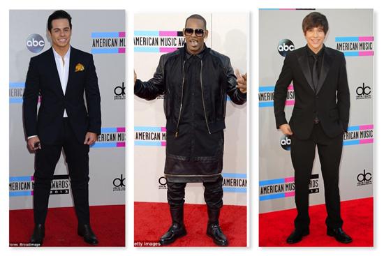 AMA Best Dressed 2