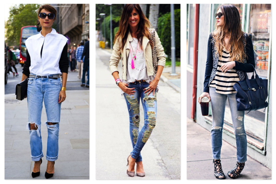 5a05ebbf5c Fashion Trend Alert  Distressed Denim
