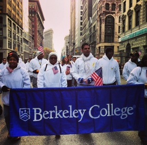 Berkeley College Veterans Day