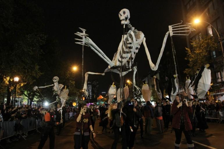 Halloween Parade - West Village