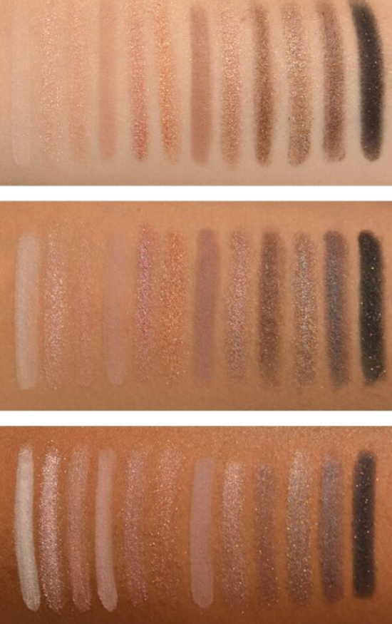 Naked 3 Colors