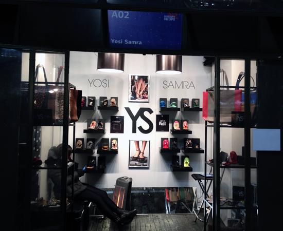 Yosi Samra Front