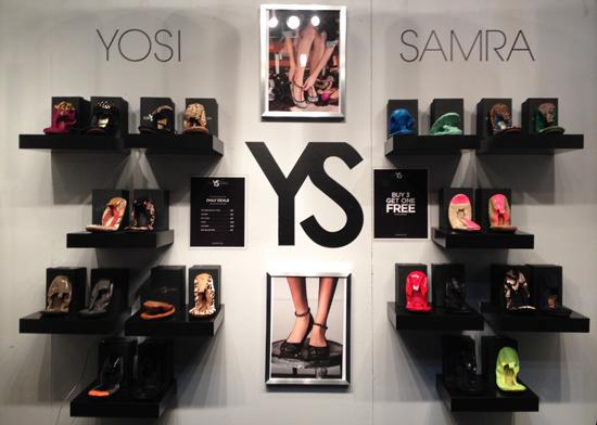YS Wall