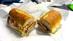 Defonte's Sandwhich Review