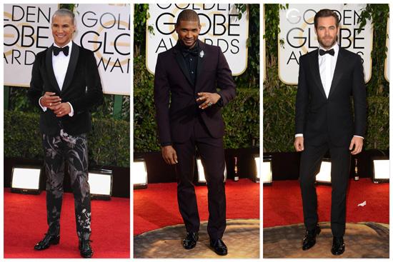 Golden-Globe-best dressed-men