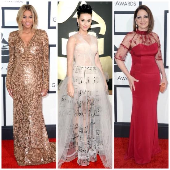 Grammy-Best Dressed