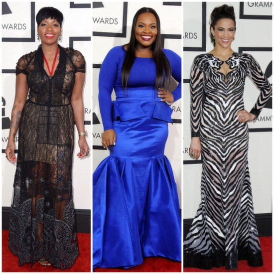 Grammy- Worst Dressed