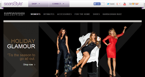 kardashian Kollection-Sears