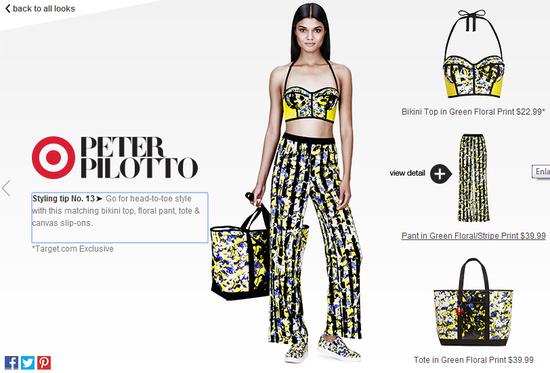 Peter-Pilotto-for-target-bikini-top