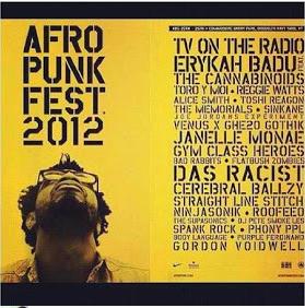 Afro Punk Fest 2012
