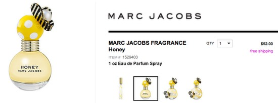 Marc Jacobs-Honey