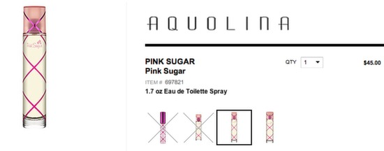 Pink Sugar-Aquolina