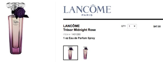 Midnight Rose-Lancome