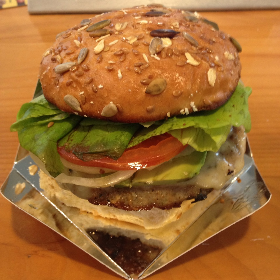4Food Turkey Burger