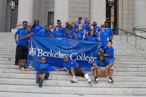 Berkeley Volunteers