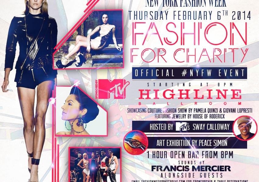 Highline ballroom invite