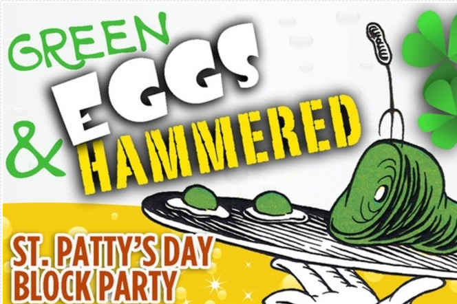 green eggs and hammered