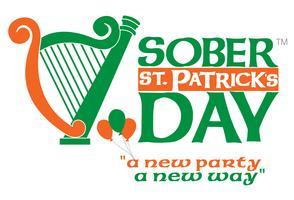 sober st patricks day