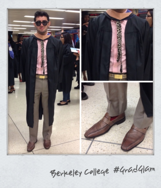 Berkeley College Grad Glam