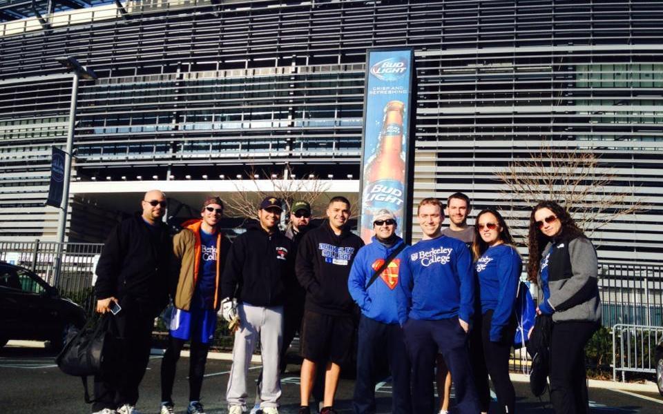 Team Berkeley Outside Stadium-CFF