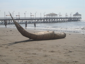 canoe hunchaca beach