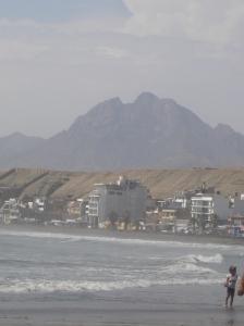 Huanchaca beach