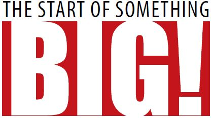 The Start Of Something Big
