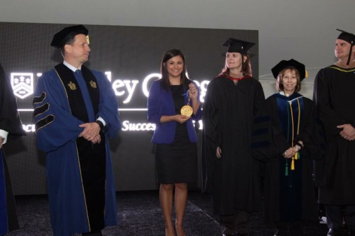 President Michael Smith's Inauguration Ceremony