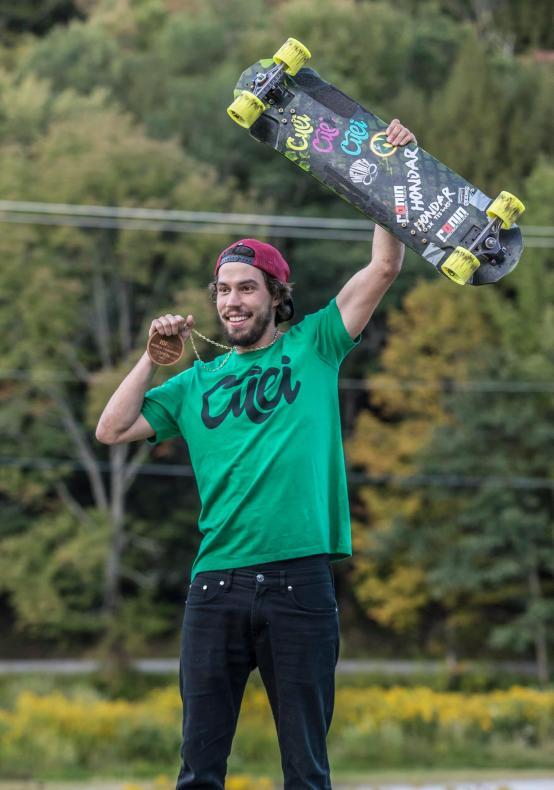 2017 World Champ Tiago Gomes Lessa