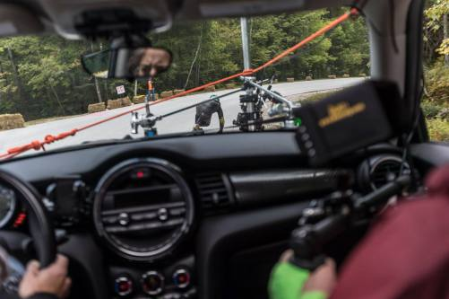 Follow Car Filming