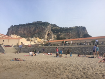 Cliffs of Cefalu